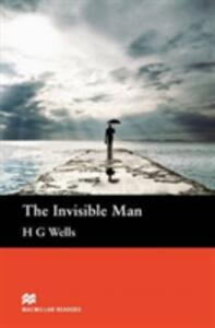 Invisible Man Macmillan Readers Pre-Intermediate level - cover
