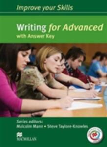 Improve your Skills: Writing for Advanced Student's Book with key & MPO Pack - cover