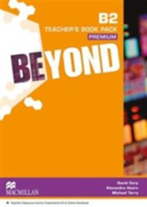 Beyond B2 Teacher's Book Premium Pack - David Corp,Alexandra Hearn,Michael Terry - cover
