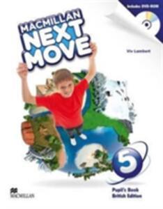 Macmillan Next Move Level 5 Student's Book Pack - Viv Lambert - cover