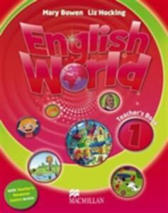 English World - Mary Bowen,Liz Hocking - cover