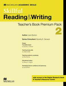 Skillful Level 2 Reading & Writing Teacher's Book Premium Pack - Steve Gershon,Mike Boyle,Jennifer Bixby - cover