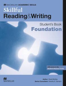 Skillful Foundation Level Reading & Writing Student's Book Pack - Steve Gershon,Mike Boyle,Jennifer Bixby - cover