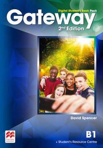 Gateway B1 Digital Student's Book Pack - David Spencer - cover