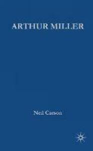 Arthur Miller - Neil Carson - cover