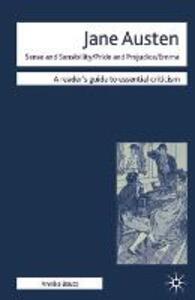 Jane Austen - Sense and Sensibility/ Pride and Prejudice/ Emma - Annika Bautz - cover