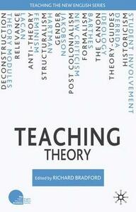 Teaching Theory - cover