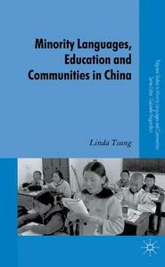 Minority Languages, Education and Communities in China - Linda Tsung - cover