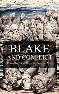 Blake and Conflict - cover