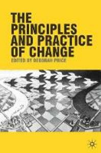 The Principles and Practice of Change - Deborah Price - cover