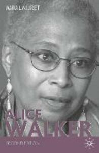Alice Walker - Maria Lauret - cover