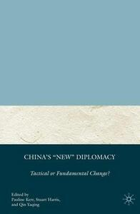 """China's """"New"""" Diplomacy: Tactical or Fundamental Change? - cover"""