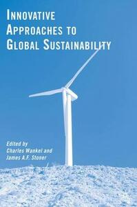Innovative Approaches to Global Sustainability - cover