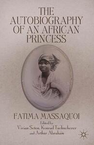 The Autobiography of an African Princess - Fatima Massaquoi - cover