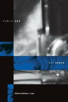 Public Sex/Gay Space - cover