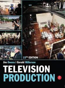 Television production - Gerald Millerson,Jim Owens - copertina