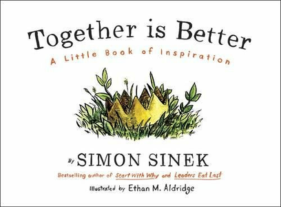 Libro in inglese Together Is Better  - Simon Sinek