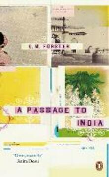 A Passage to India - E. M. Forster - cover