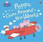 Libro in inglese Peppa Pig: Peppa Goes Around the World