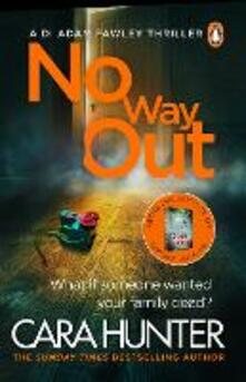 No Way Out: The most gripping book of the year from the Richard and Judy Bestselling author - Cara Hunter - cover