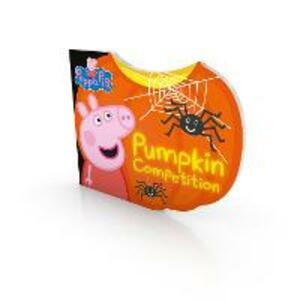 Peppa Pig: Pumpkin Competition - Peppa Pig - cover
