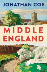 Middle England - Jonathan Coe - cover
