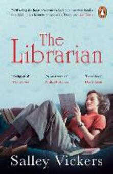 The Librarian: The Top 10 Sunday Times Bestseller - Salley Vickers - cover
