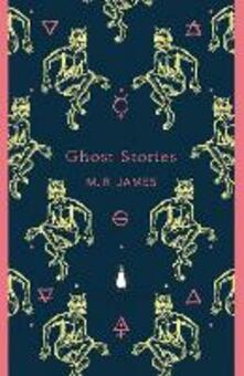 Ghost Stories - M. R. James - cover