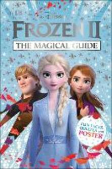 Disney Frozen 2 The Magical Guide: Includes Poster - DK,Julia March - cover