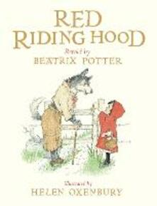 Red Riding Hood - Beatrix Potter - cover