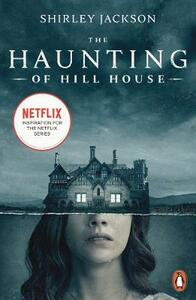 The Haunting of Hill House - Shirley Jackson - cover