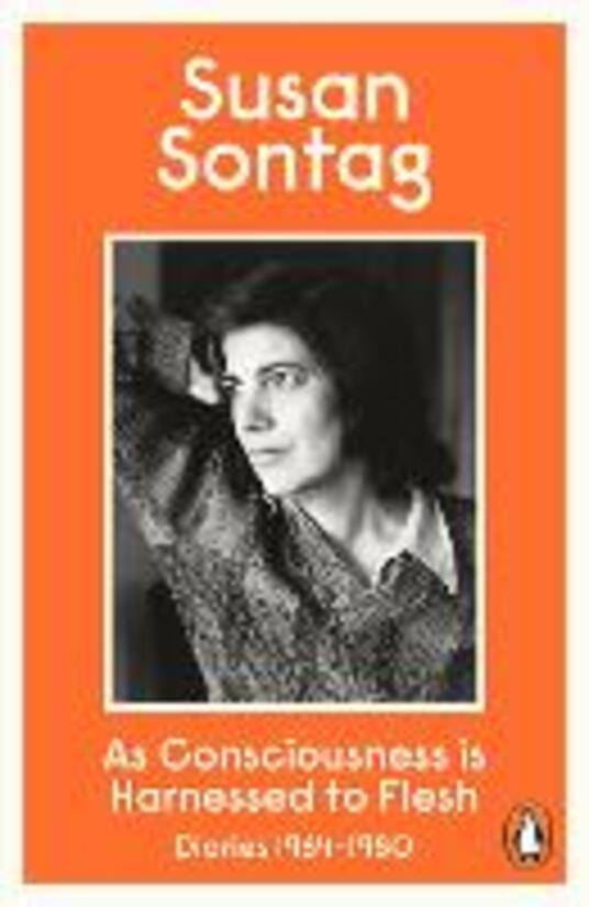 As Consciousness is Harnessed to Flesh: Diaries 1964-1980 - Susan Sontag - cover