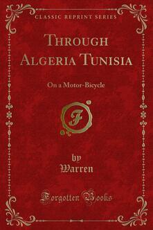 Through Algeria Tunisia
