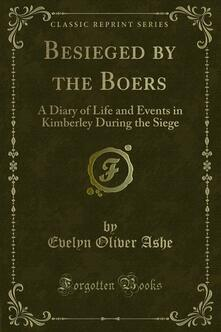 Besieged by the Boers