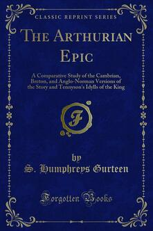 The Arthurian Epic