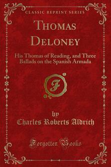 Thomas Deloney