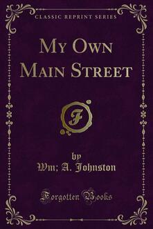 My Own Main Street