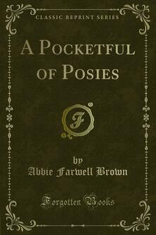 A Pocketful of Posies