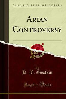 Arian Controversy