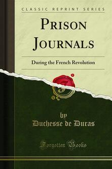 Prison Journals