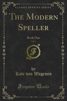 The Modern Speller