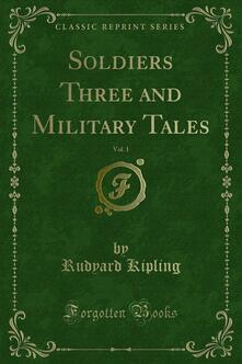 Soldiers Three and Military Tales