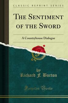 The Sentiment of the Sword