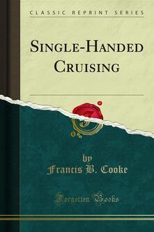 Single-Handed Cruising