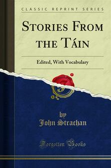 Stories From the Táin