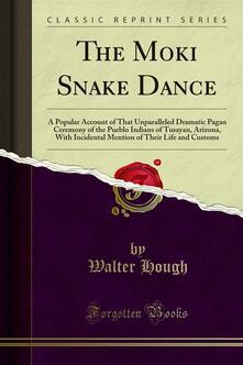 The Moki Snake Dance