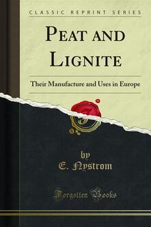 Peat and Lignite