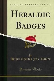 Heraldic Badges