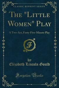 "The ""Little Women"" Play"