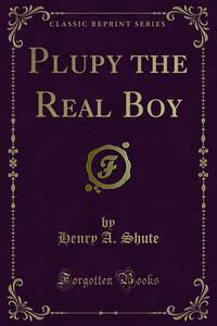Plupy the Real Boy